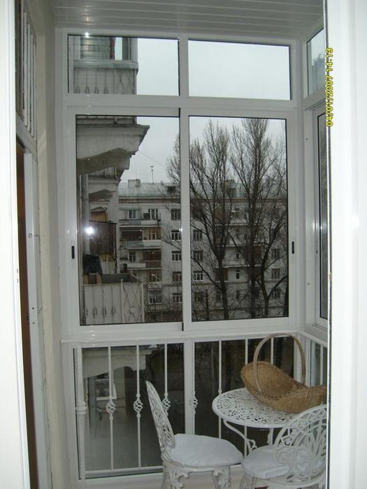 Остекление лоджий и балконов - статьи.